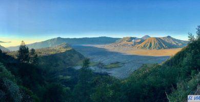 Indonesia Monte Bromo