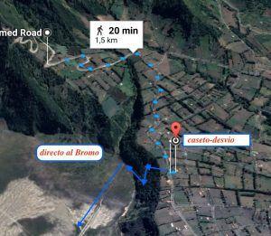 track Monte Bromo