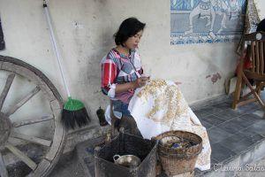 Pura artesanía en Malioboro