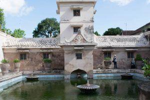 Castillo del Agua Yogyakarta
