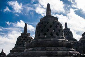 Campanas Borobudur