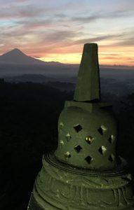 Amanece en lo alto de Punthuk Setumbu