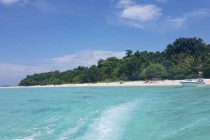 Sangalaki playa