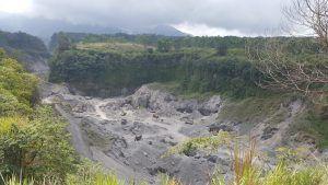 cantera del Merapi