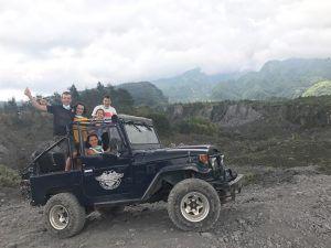excursión jeep