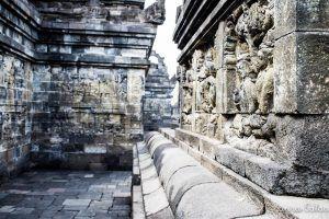 pasillo Borobudur