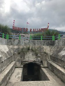 refugio del Merapi
