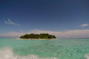 Sangalaki isla