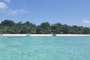 Sangalaki playas