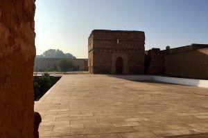 Palacio El Badi entrada