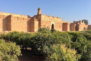 Palacio El Badi naranjos