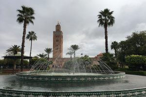 Jardinez Mezquita Kutubia
