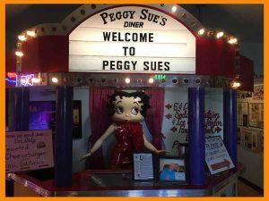 entrada Peggy Sue