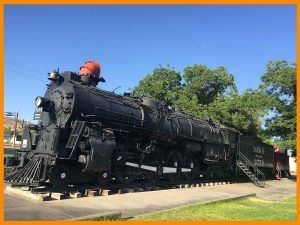 locomotora Kingman