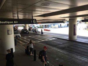 Terminal 6 LAX