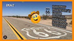 Barstow a Willians ruta 66