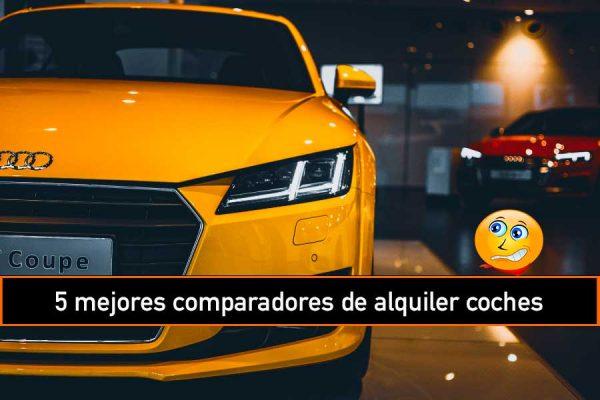 mejores web alquiler de coches