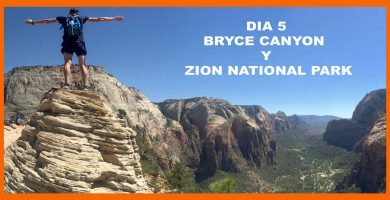 BRYCE CANYON Y ZION NATIONAL PARK