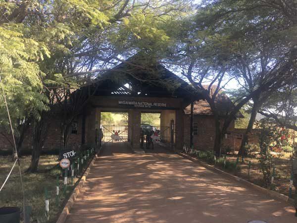 Sekenani Gate Masai Mara