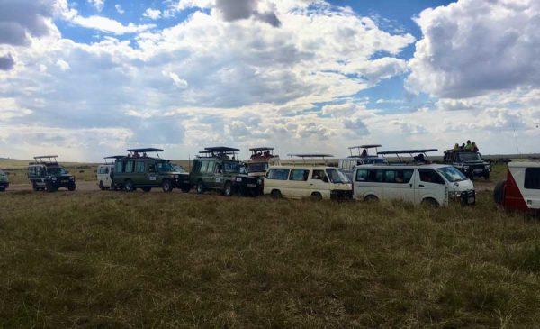 4X4 Masai Mara