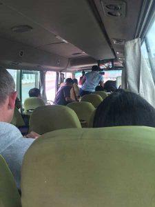 autobus Nairobi Arusha