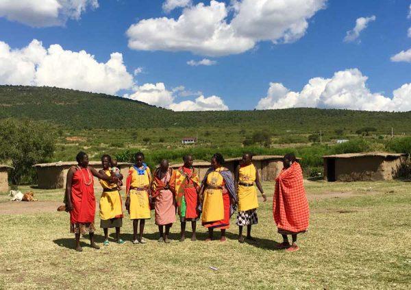 mujeres Masai
