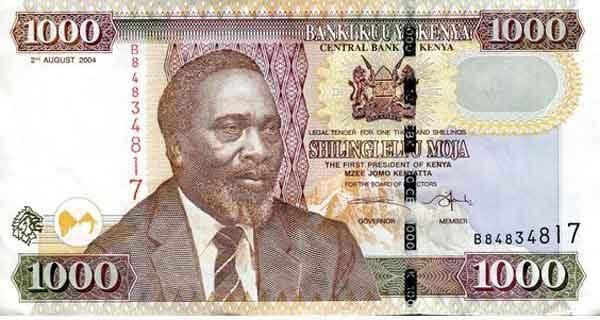 chelin shiling Kenya