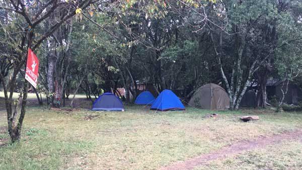 tiendas campaña Masai Mara