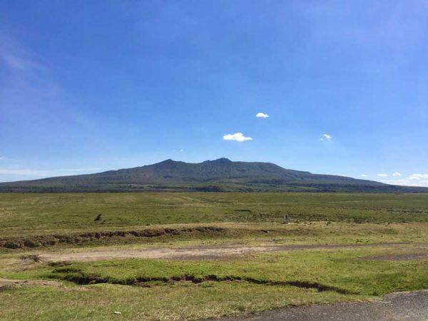 volcan longonot