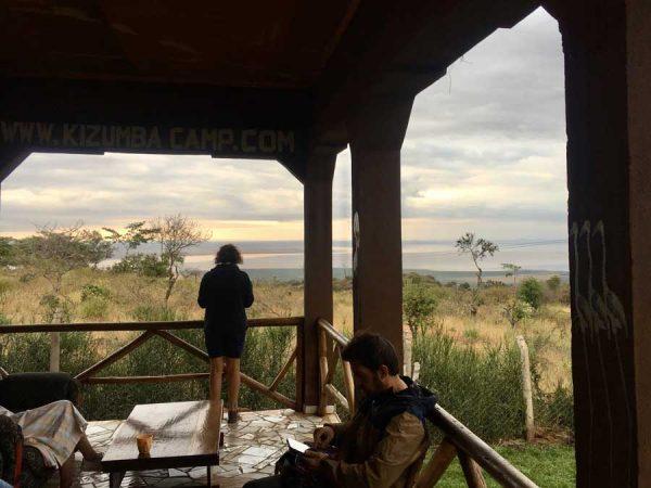 terraza Kizumba Camp Site