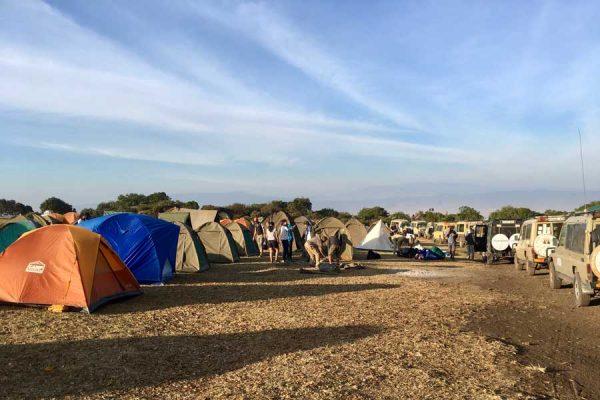 camping Simba Ngorongoro