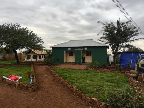 Kizumba camp site baños