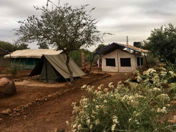 tiendas camping Kizomba