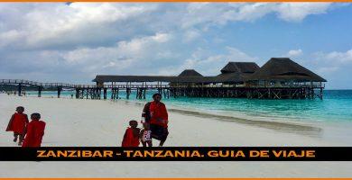 playas de Zanzibar